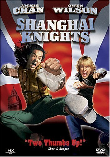 Primary image for Shanghai Knights [DVD] [2003]