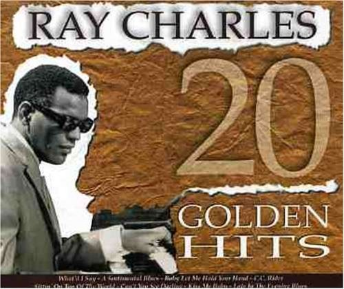 Primary image for 20 Golden Hits [Audio CD] Charles, Ray