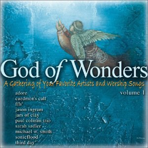 Primary image for God of Wonders 1 [Audio CD] Various Artists