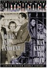 Primary image for Young & Innocent/The Man Who Knew Too Much [DVD] [1938]