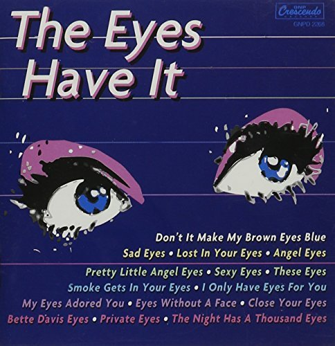 Primary image for Eyes Have It [Audio CD] Eyes Have It
