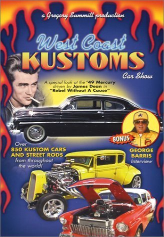 Primary image for West Coast Kustoms [DVD] [2002]
