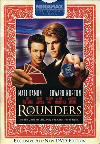 Primary image for Rounders (Collector's Edition) [DVD] [1998]
