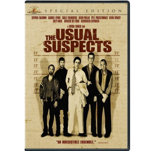 Primary image for The Usual Suspects (Special Edition) [DVD] [1995]