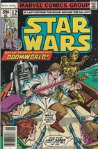 Star Wars #12 FN/VF 1978 Marvel Comics 1st print Volume Lucas Luke Skywa... - $2.96