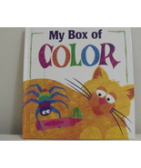 Childrens Books My Box of Color Weekly Reader Books - $3.95