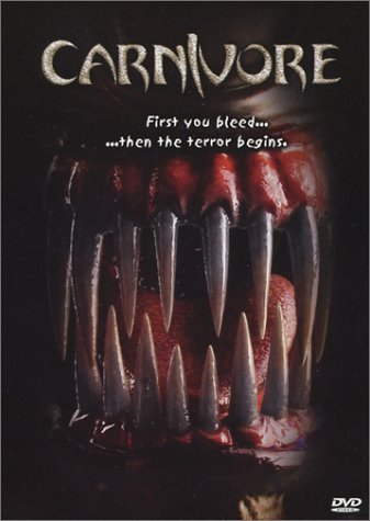 Primary image for Carnivore [DVD] [2000]