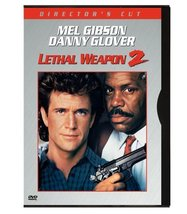 Lethal Weapon 2 (Director's Cut) [DVD] [1989] - $0.99