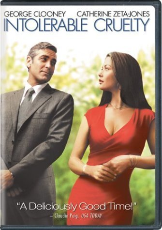 Primary image for Intolerable Cruelty (Full Screen Edition) [DVD] [2003]