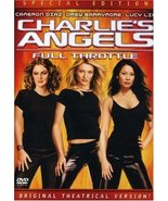 Charlie's Angels: Full Throttle (Full Screen Special Edition) [DVD] [2003] - $0.99