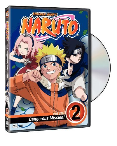 Primary image for Naruto, Vol. 2 - Dangerous Mission! [DVD] [2009]