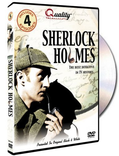 Primary image for Sherlock Holmes The Best Detective In TV History [DVD] [2007]