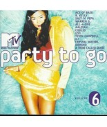 Mtv Party to Go 6 [Audio CD] Various Artists - $0.89