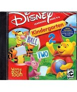 Winnie the Pooh Kindergarten w/French and Spanish (Jewel Case) [CD-ROM] ... - $1.09