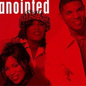 Primary image for Anointed [Audio CD] Anointed
