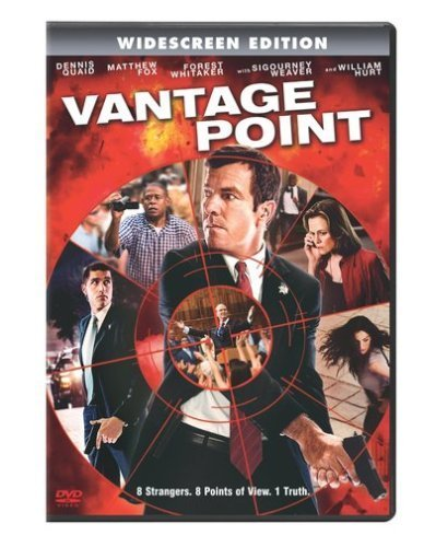 Primary image for Vantage Point (Single-Disc Edition) [DVD] [2008]
