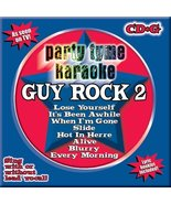 Party Tyme Karaoke: Guy Rock 2 [Audio CD] Party Tyme Karaoke - $0.89