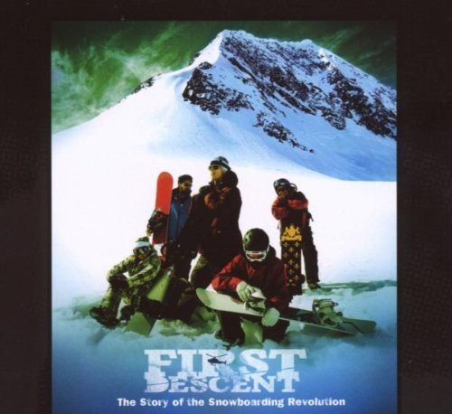 Primary image for First Descent: The Story of the Snowboarding Revolution [Audio CD] Rival Scho...