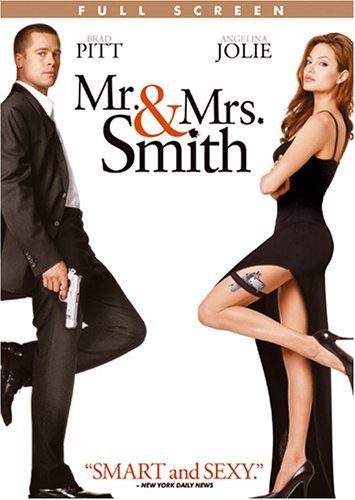 Primary image for Mr. & Mrs. Smith (Full Screen Edition) [DVD] [2005]
