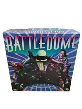 BATTLEDOME 1995 Vintage Parker Brothers Game - Incomplete for parts - Box - $18.70