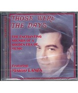 Those Were the Days [Audio CD] Mario Lanza - $4.99