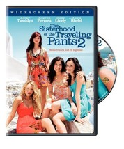 The Sisterhood of the Traveling Pants 2 (Widescreen Edition) [DVD] [2008] - $0.99