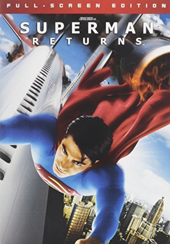 Primary image for Superman Returns (Full Screen Edition) [DVD] [2006]