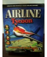 AIRLINE Tycoon [CD-ROM] Windows 98 - $0.99