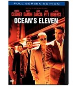 Ocean's Eleven (Full Screen Edition) [DVD] [2001] - $0.99