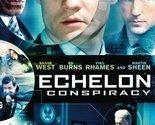 Echelon Conspiracy [DVD] [2009]