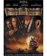 Pirates of the Caribbean: The Curse of the Black Pearl (Two-Disc Collect... - $0.79
