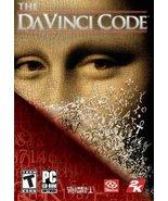 The Da Vinci Code - PC [Windows XP] - $3.89
