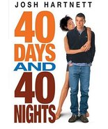 40 Days and 40 Nights [DVD] [2002] - $0.79