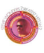 Stevie Wonder - Greatest Hits Vol. 2 [Audio CD]... - $4.99