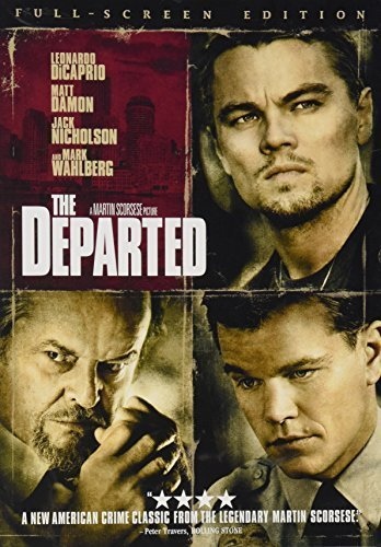 Primary image for The Departed (Full Screen Edition) [DVD] [2006]
