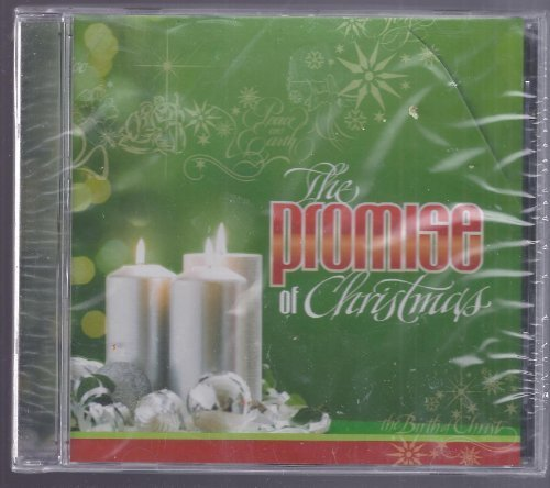 Primary image for The Promise of Christmas [Audio CD] Eric Wyse and Ron Smith