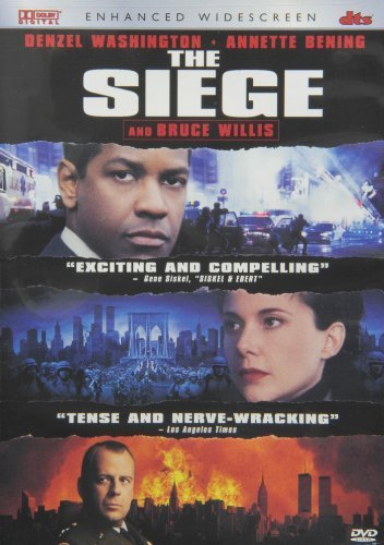 Primary image for The Siege (Widescreen Edition) [DVD] [1998]