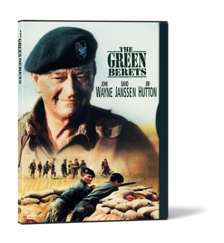 Primary image for The Green Berets [DVD] [1968]