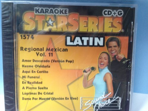 Primary image for Karaoke: Regional Mexican 11 [Audio CD]