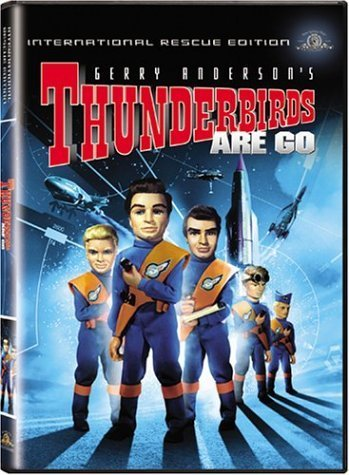Primary image for Thunderbirds Are Go (International Rescue Edition) [DVD] [1968]