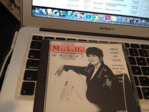 Primary image for Michelle Wright Cd Sampler New Kind of Love Includes Other Key Cuts and Bio [...