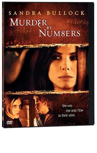 Primary image for Murder by Numbers (Full-Screen Edition) (Snap Case) [DVD] [2002]