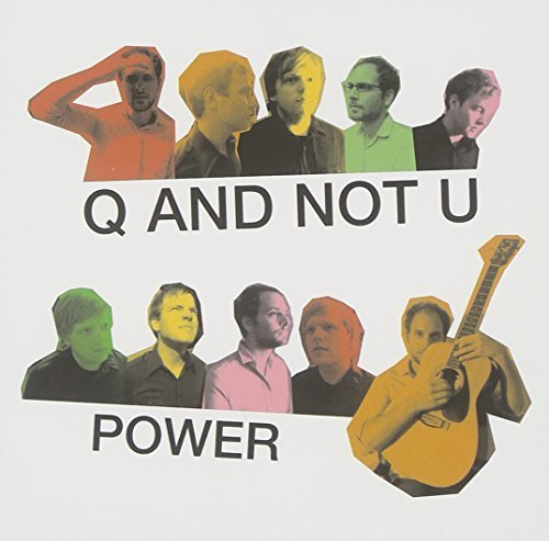 Primary image for Power [Audio CD] Q & Not U