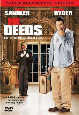 Primary image for Mr. Deeds (Widescreen Special Edition) [DVD] [2002]