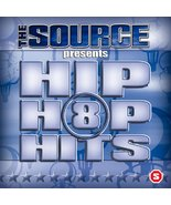 The Source Presents Hip Hop Hits, Vol. 8 [Audio CD] Source Presents - $0.79
