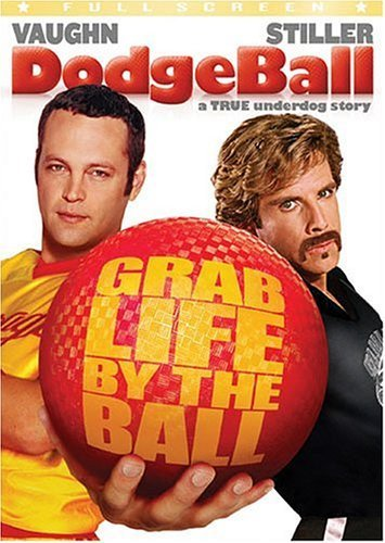 Primary image for Dodgeball - A True Underdog Story (Full Screen Edition) [DVD] [2004]