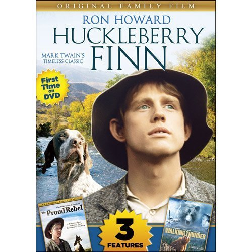 Primary image for Huckleberry Finn with Bonus Materials [DVD] [2012]