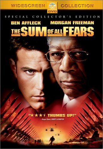 Primary image for The Sum of All Fears (Special Collector's Edition) [DVD] [2002]
