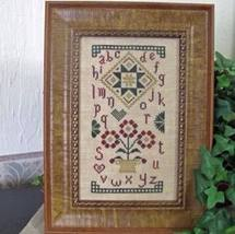 Christmas Quaker cross stitch chart From The Heart  - $7.20