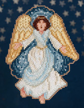 Gloria Nativity Trilogy Ornament Kit 2013 cross stitch kit Mill Hill - $6.75